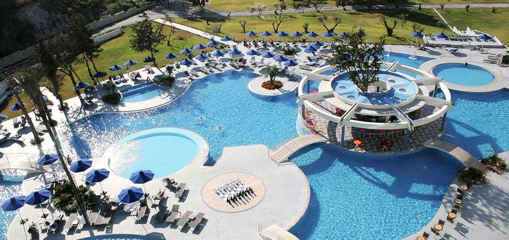 Atrium Platinum Resort Hotel And Spa In Ixia Find The Cheapest